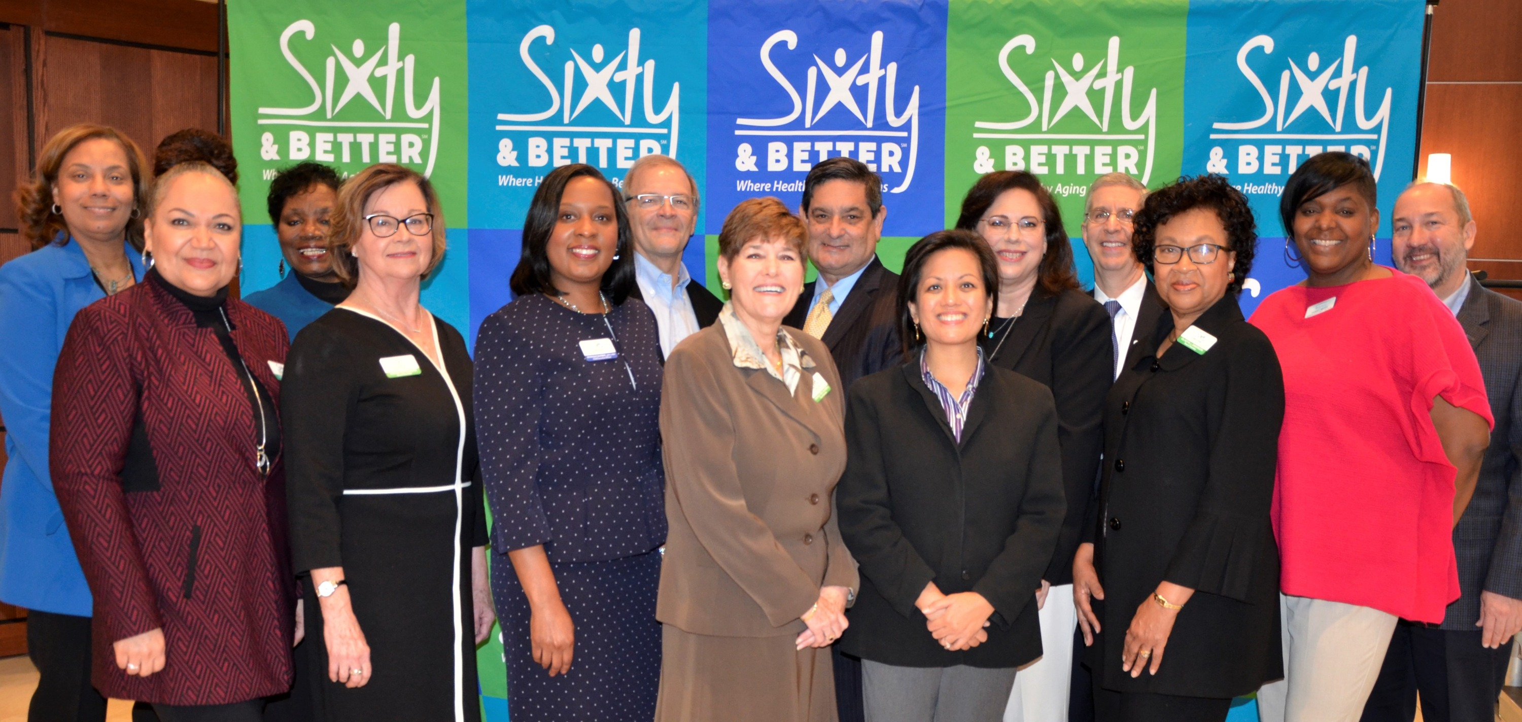 Sixty and Better Board of Directors