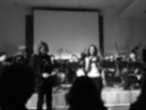 Meredi, Gerd Baumann, music for film live concert, münchen