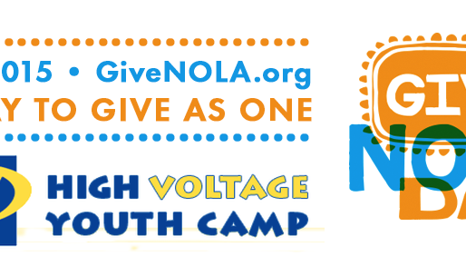 Give NOLA Day 2017 MAY 2nd