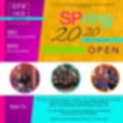 Final Final Official POSH Spring 2020 Fl
