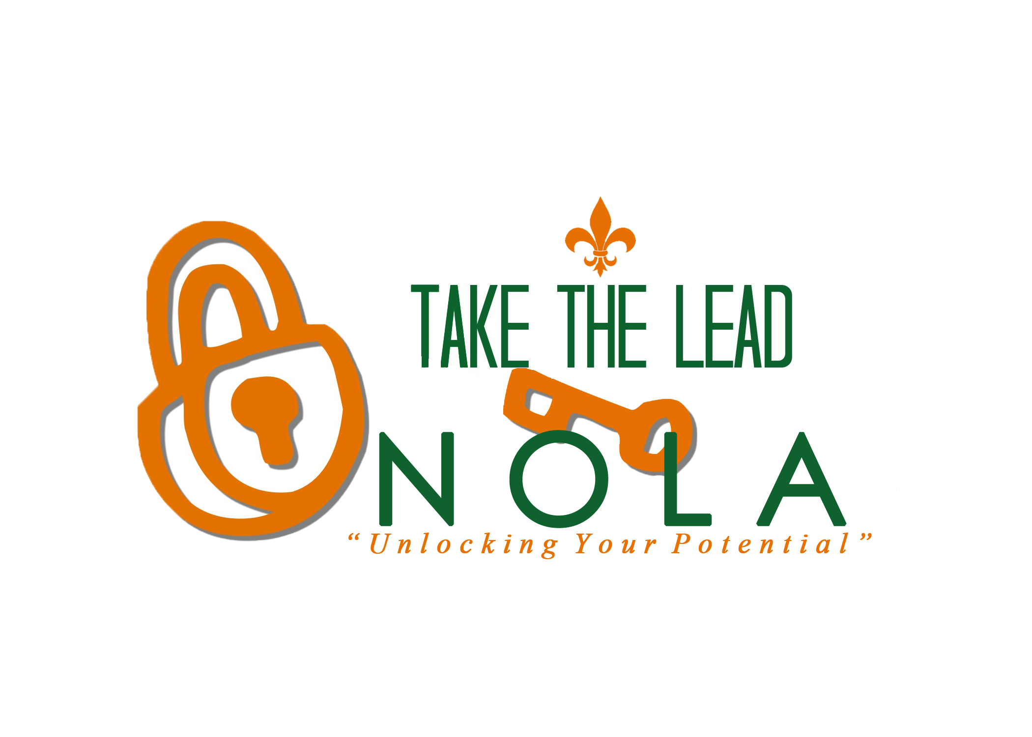 Take The Lead Nola New Logo Mock Up 6