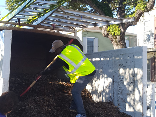 Treme|Lafitte Tricentennial Neighborhood Cleanup Project 4 Photos