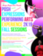 New Official PEPAE 2K19 Fall Sessions Fl