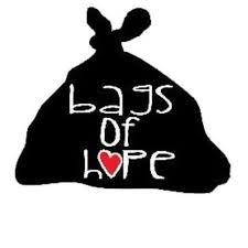 Valentine's Day Bags of Hope Project