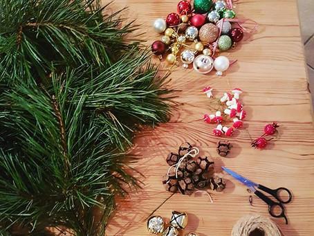 Mini-Weihnachtsmarkt auf der Beaumont Farm