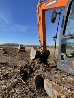 Doosan Excavating