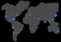 Realizamos proyectos en todo el mundo