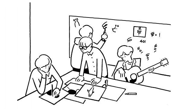 新潟のデザイン事務所のようなクリエイターユニット