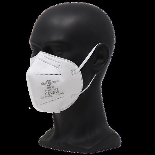 10 Stück Weiße FFP2 Masken