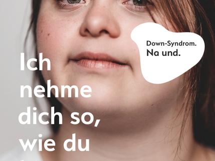 Präsentation: Down-Syndrom. Na Und.
