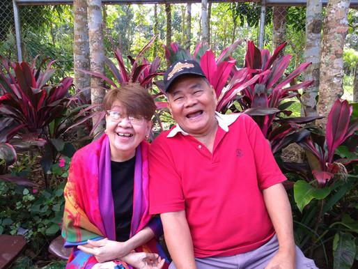Loving Momma and Poppa