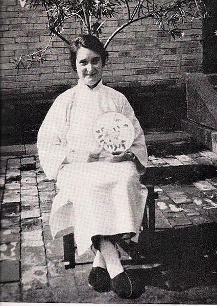 Glady Aylward in China