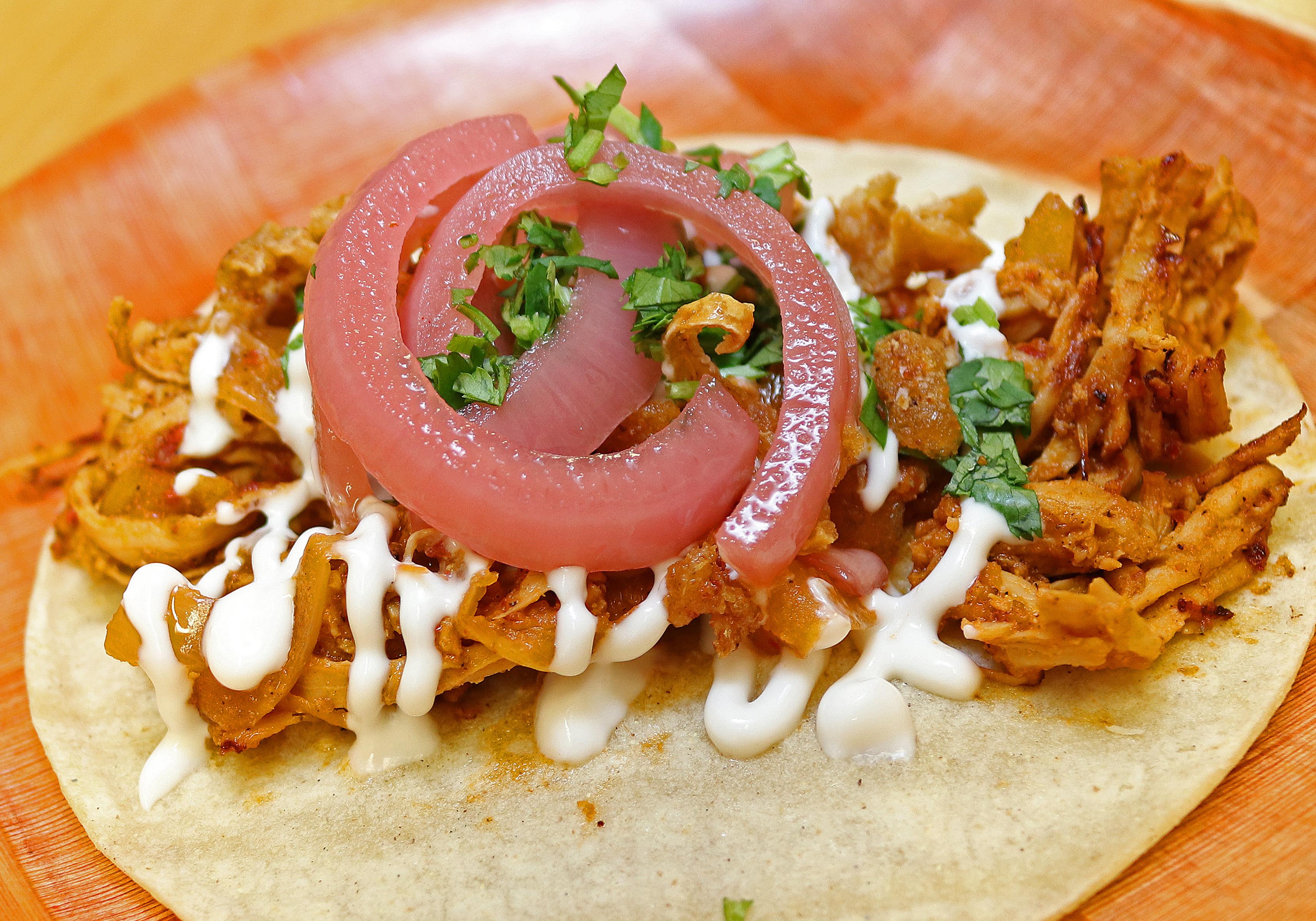 Tinga Taco