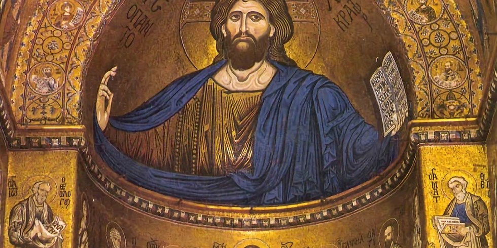 AN INTRODUCTION TO CHRISTIAN ICONOGRAPHY