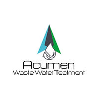 Acumen Group Waste Water Treatment Logo