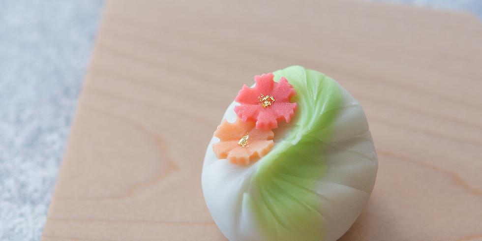 wagashi workshop 和菓子WS