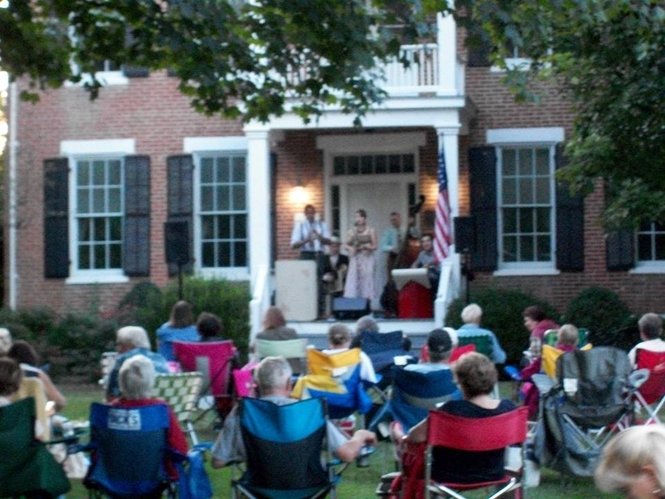 Hawkin House Concert Series