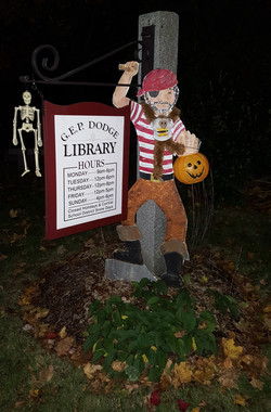 trick or treat library 2