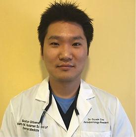 Dr. Gyusik Cho
