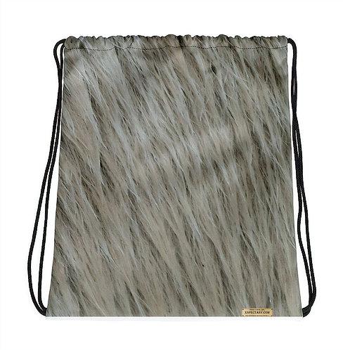 TREKK X  ® YETI Winter Camo Drawstring Bag
