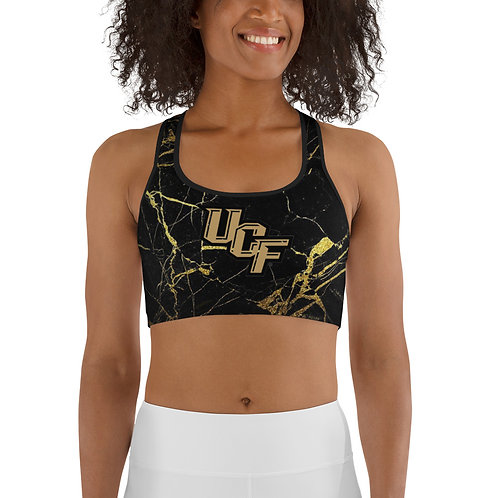 "U Shop ""UCF Foundation"" Sports Bra"