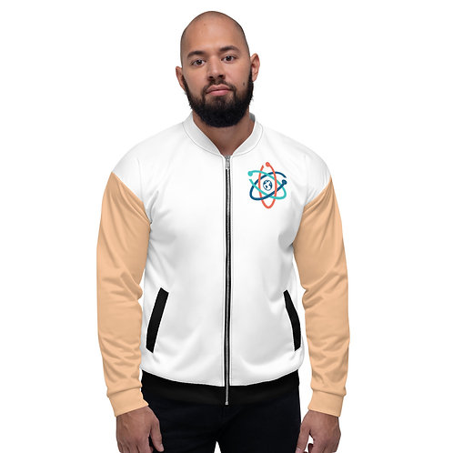 "NASA X ""High Energy Physics"" HEP Unisex  Bomber Jacket"