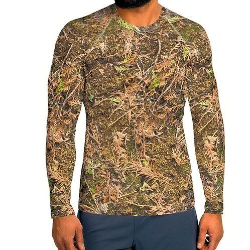 "TREKK X ® High Country ""Dynasty"" Fishing Hunting Sports Rash Guard Shirt"