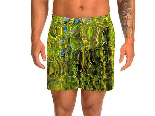 "TREKK X ® Back Water ""Bass Blaster"" Fishing Water Sports Athletic Long Shorts"