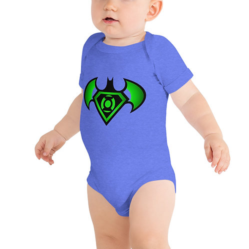 "O.G. STEAMPUNK ""Bat Signal"" Baby One Piece T-Shirt"