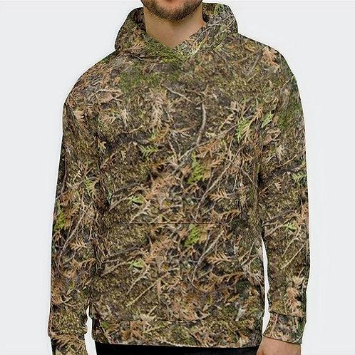 "TREKK X ® High Country ""Dynasty"" Hunting Hiking Fishing Camp  Camo Unisex Hoodie"