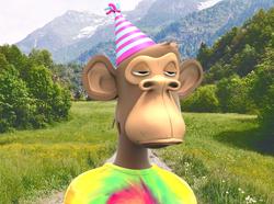 Bored Ape Travel Club 3D