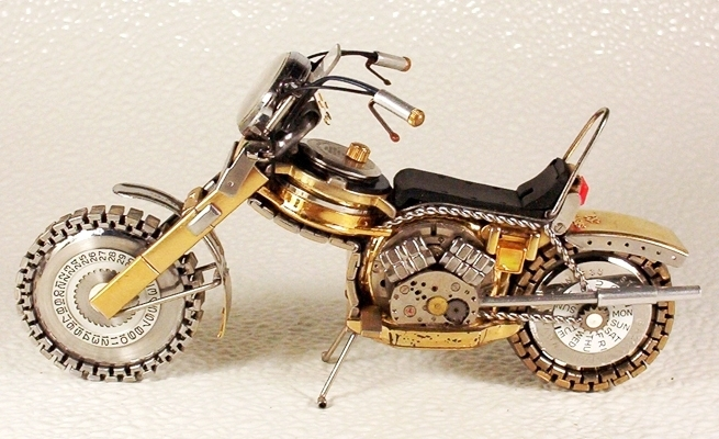 Pro Steampunk Upcycles