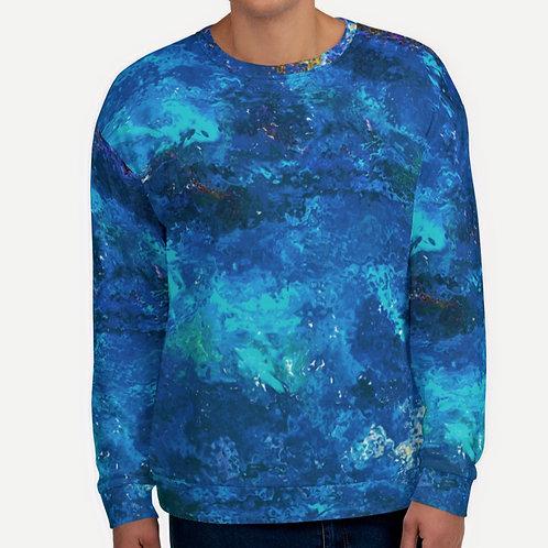 """TREKK X ® Offshore """"Deep Water"""" Fishing Surfing Scuba Unisex Sweatshirt"""