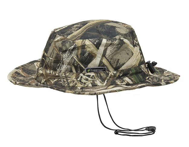 Frogg Toggs ® Breathable Waterproof Realtree Edge Camo Fishing Bucket Hat