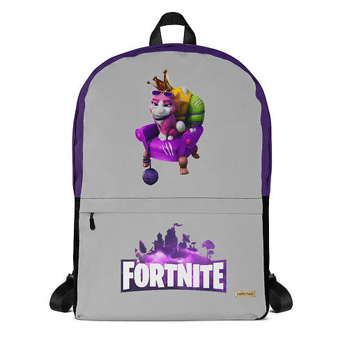 "GAMER X Fortnite ""Empress"" Pet Epic Games ® Quality Backpack"