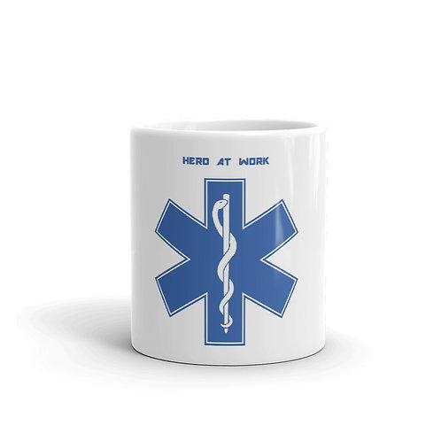 "Medical Professionals ""Hero At Work"" Coffee Mug"