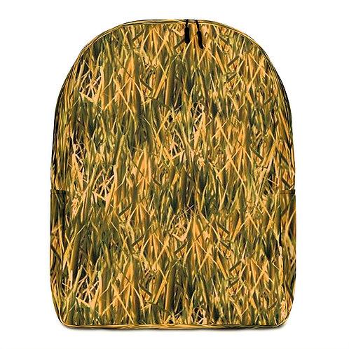 "TREKK X ® Back Water ""High Grass"" Camo Fishing Hunting Sport Minimalist Backpack"
