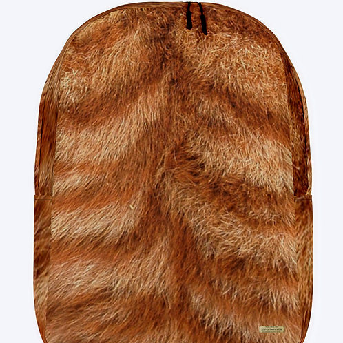 TREKK X® Panthera Bobcat Camo Premium Minimalist Backpack