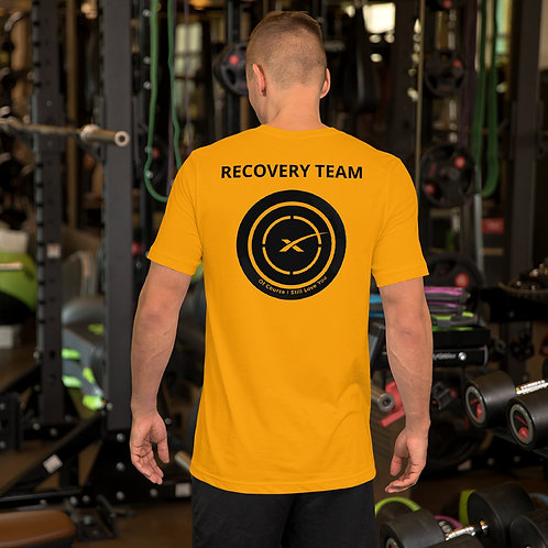 "SpaceX LZ ""Recovery Team"" Short-Sleeve Unisex T-Shirt"