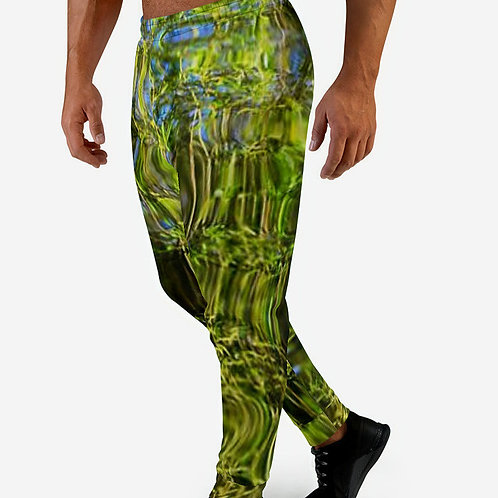 "TREKK X ® Back Water ""Bass Blaster"" Fishing Hunting  Camo Sweatpants Joggers"