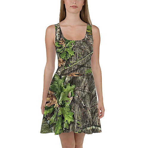 Ladies Mossy Oak ® Obsession Camo Clothing Skaters Dress