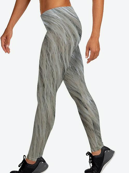 "TREKK X ""Yeti"" Real Life ® Camo Ladies Long Underwear Leggings"