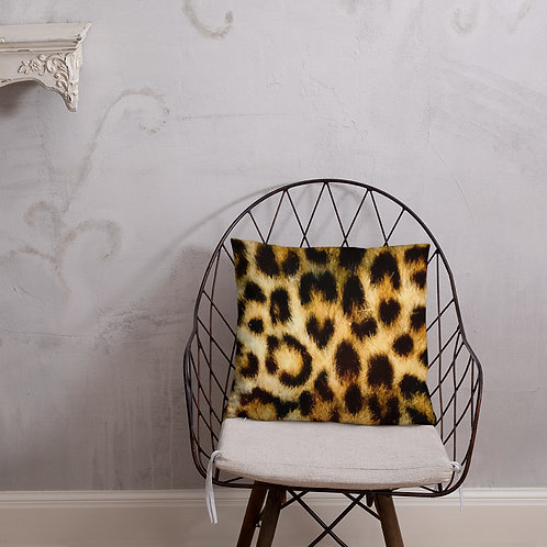 Xspectasy Home and Living Leopard Skin Classic Quality Basic Pillow