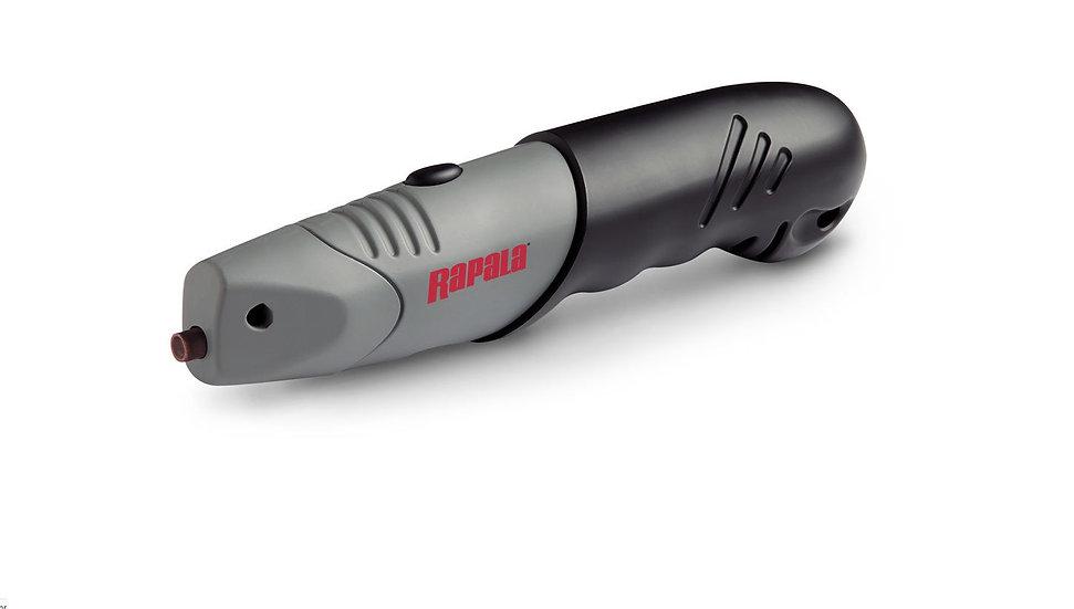 Rapala ® Fishing Reel Line Remover Stripper w Fine Grit Fish Hook Sharpener RLR