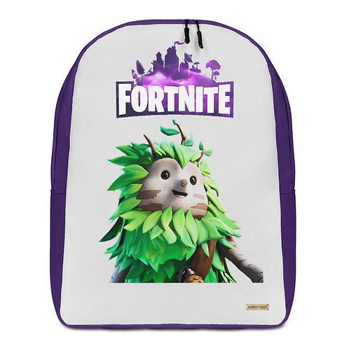 "GAMER X Fortnite Pet ""Bushranger"" Epic Games ® Premium Minimalist  Backpack"
