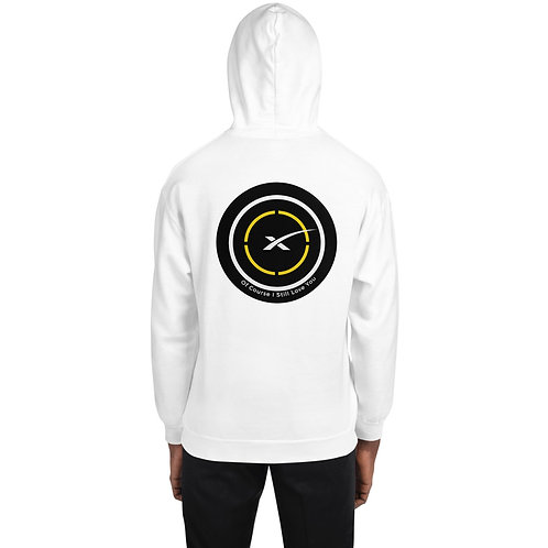 "SpaceX Drone Ship  ""Of Course I Still Love You"" Unisex Hoodie"