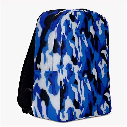 "TREKK X ® Offshore ""Marlin Brando"" Deep Sea Fishing Premium Minimalist Backpack"