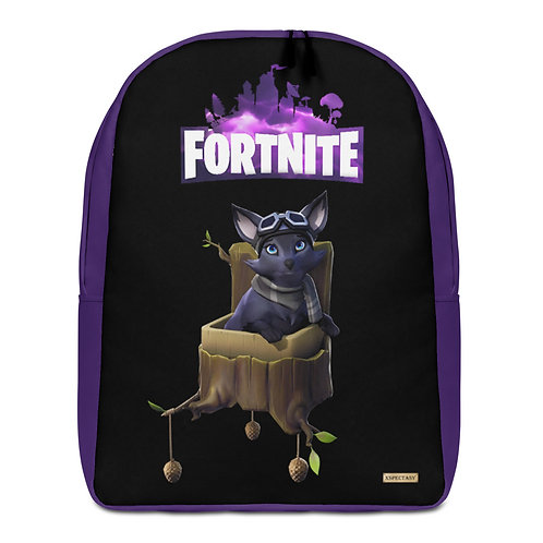 "GAMER X Fortnite Pet ""Dodger"" Minimalist Backpack"