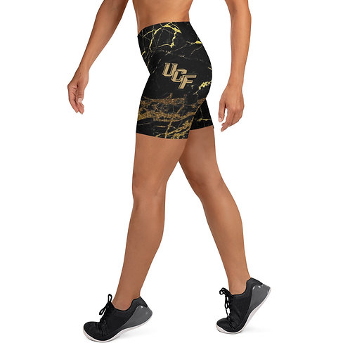 """U Shop """"UCF Foundation"""" Yoga Shorts"""