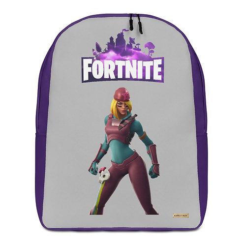 "GAMER X Fortnite ""Skully"" Character Epic ® Games Minimalist Backpack"